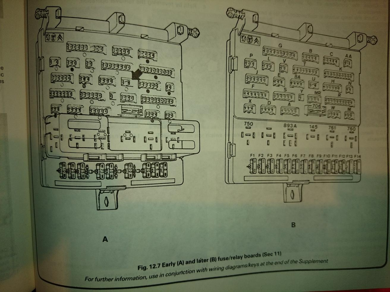 peugeot 205 gti fuse box diagram product wiring diagrams \u2022 toyota vitz fuse box found a good fusebox diagram misc general technical rh 205gtidrivers com peugeot 205 rally 1984 peugeot