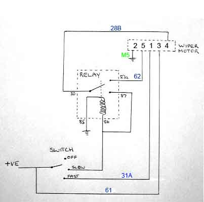 Terrific Race Car Wiper Wiring Body Interior Ice 205Gtidrivers Com Wiring Database Ioscogelartorg