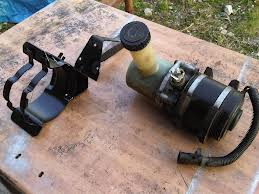 electric power steering conversion