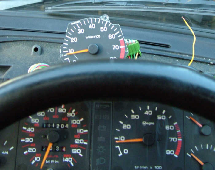 Tachometer With Aftermarket Ecu - Topics from 2007 - 205GTIDrivers.com